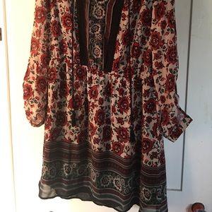 Dresses & Skirts - Xl red dress euc